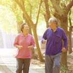 Healthy lifestyle can prevent falling