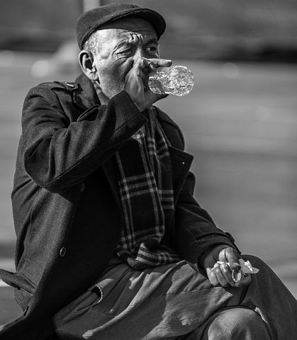 Elderly alcohol misuse is a hidden health problem