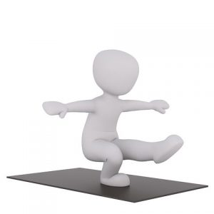 Exercise programme which combines aerobic, resistance and balance training is ideal for health and fall prevention.
